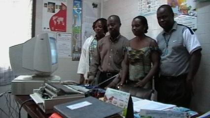 don pc au CNTS 2009